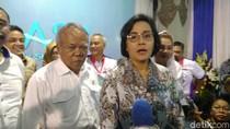Ke Semarang, Sri Mulyani Cek Proyek Air Minum Tanpa Utang