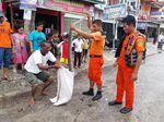 Cerita Basarnas Ketemu Ular Saat Evakuasi Korban Banjir di Riau