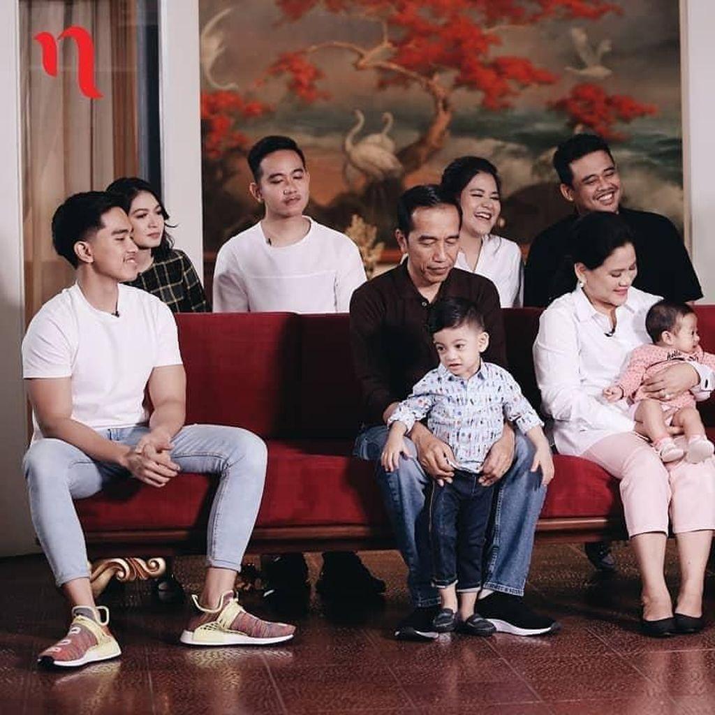 32 Tahun Menikah, Jokowi Belum Pernah Ucapkan Ini ke Iriana