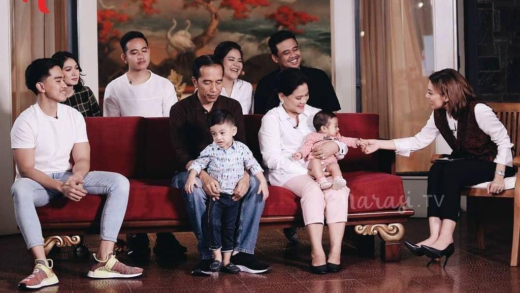 Gibran-Kaesang Ungkap Sisi Lain Jokowi yang Sabar tapi Bisa Galak