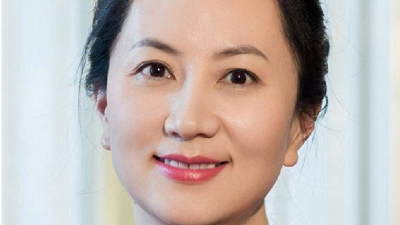 AS Ungkap Dakwaan Pidana untuk Bos Huawei yang Ditahan di Kanada