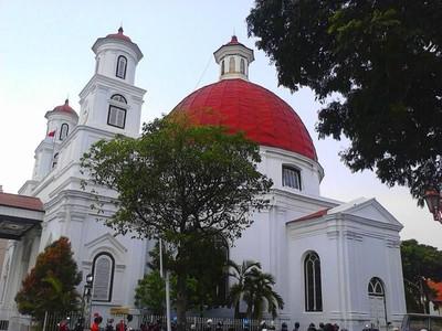 Nostalgia Momen Manis Masa Lalu di Semarang, Ini Tempatnya