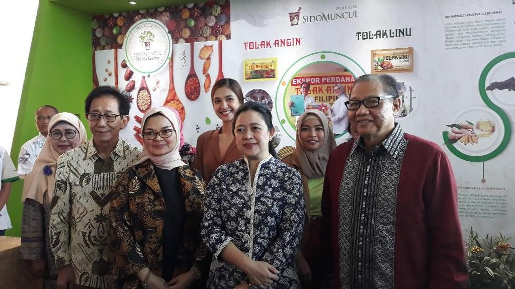 Dukung UMKM Jamu, BPOM Gelar Seminar Herbal Indonesia Expo 2018