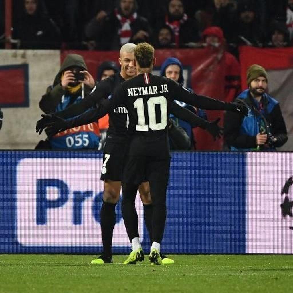 Hasil Liga Champions: Benamkan Red Star, PSG Lolos sebagai Juara Grup C