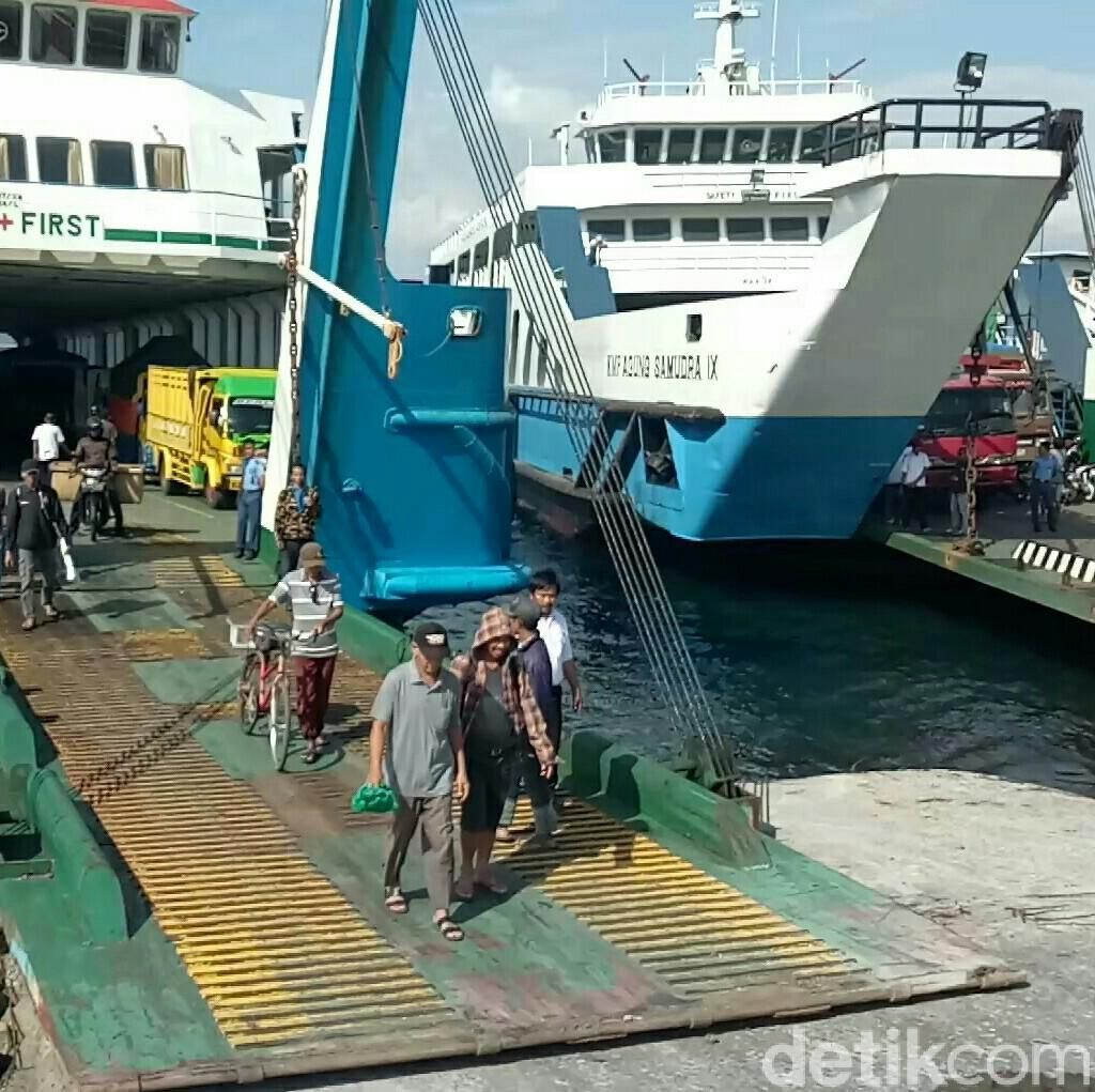 Antisipasi Penumpang Libur Nataru, ASDP Ketapang Siapkan 57 Kapal
