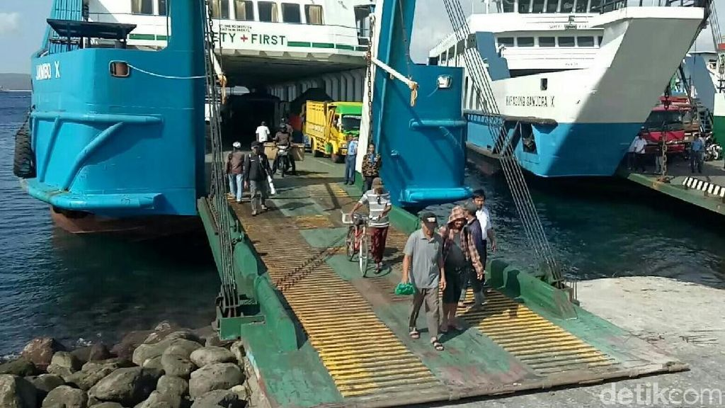 Harus Tampung 700 Kapal, Banten Butuh Pelabuhan Baru