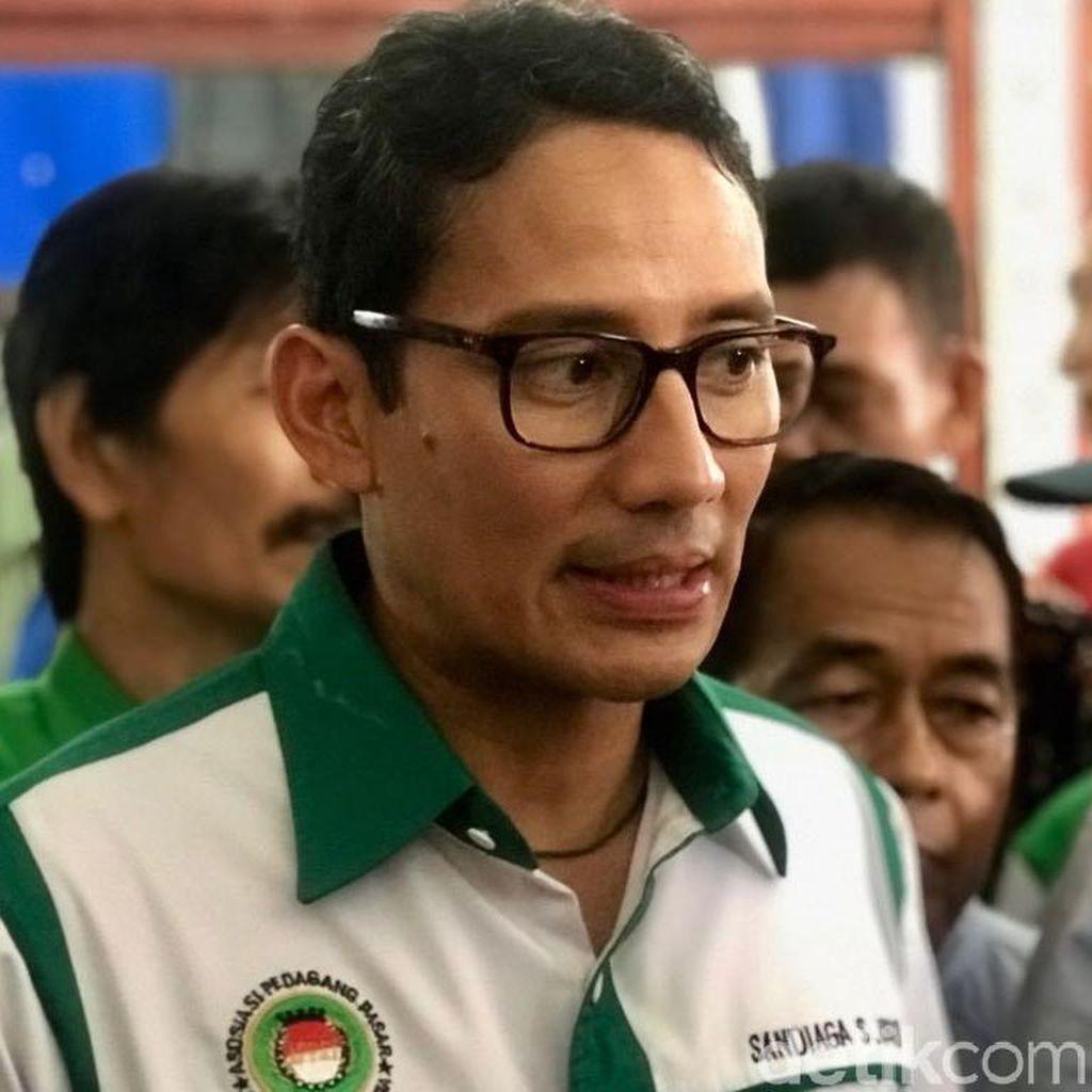 Sandiaga Undang Jokowi ke Rapimnas APPSI