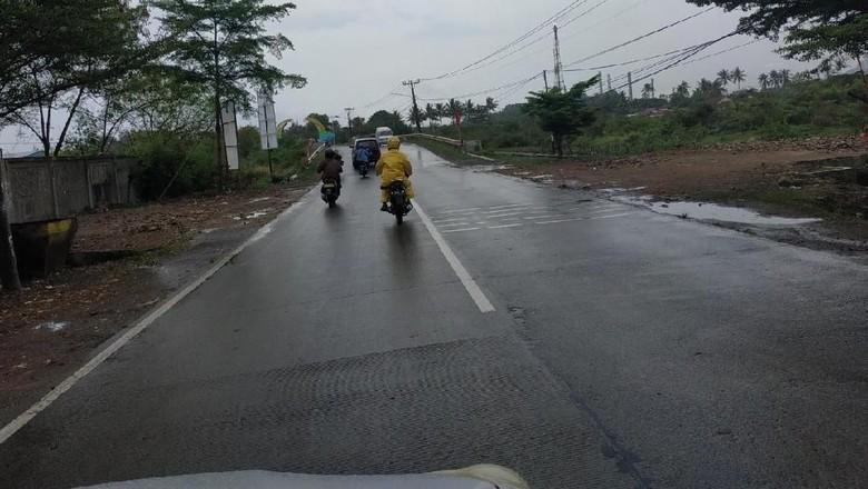 Lokasi yang akan dibangun Gerbang Anyer/Foto: Dok. Pemkab Serang