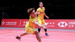 Ganda Putri Pastikan Satu Tempat di Semifinal Malaysia Masters