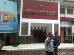 Bupati Cianjur Kena OTT KPK, Pendopo dan Kantor Disdik Sepi