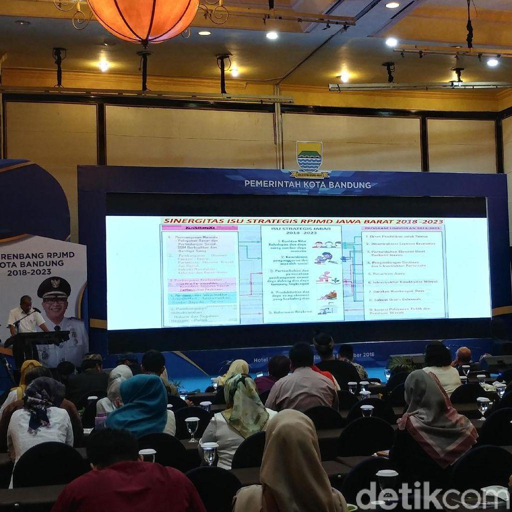 Pemkot Bandung Janji Bangun Ruang Anak Muda di Tiap Kelurahan