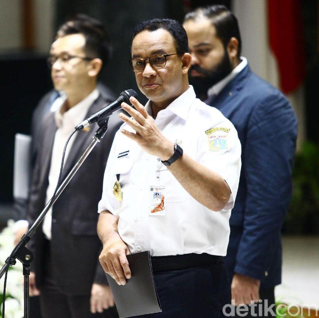Anies Menanti Orang Nomor Dua di Zaman Sitti Nurbaya