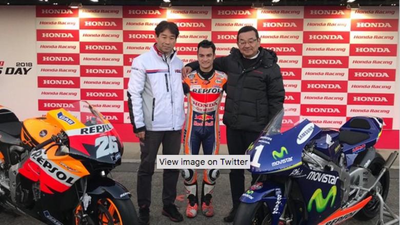 Foto: Repsol Honda