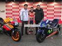 Honda Beri Kado Perpisahan Motor MotoGP buat Dani Pedrosa