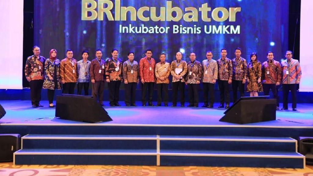 Tiga UMKM Menangkan Program BRIncubator 2018 Senilai Rp 250 Juta