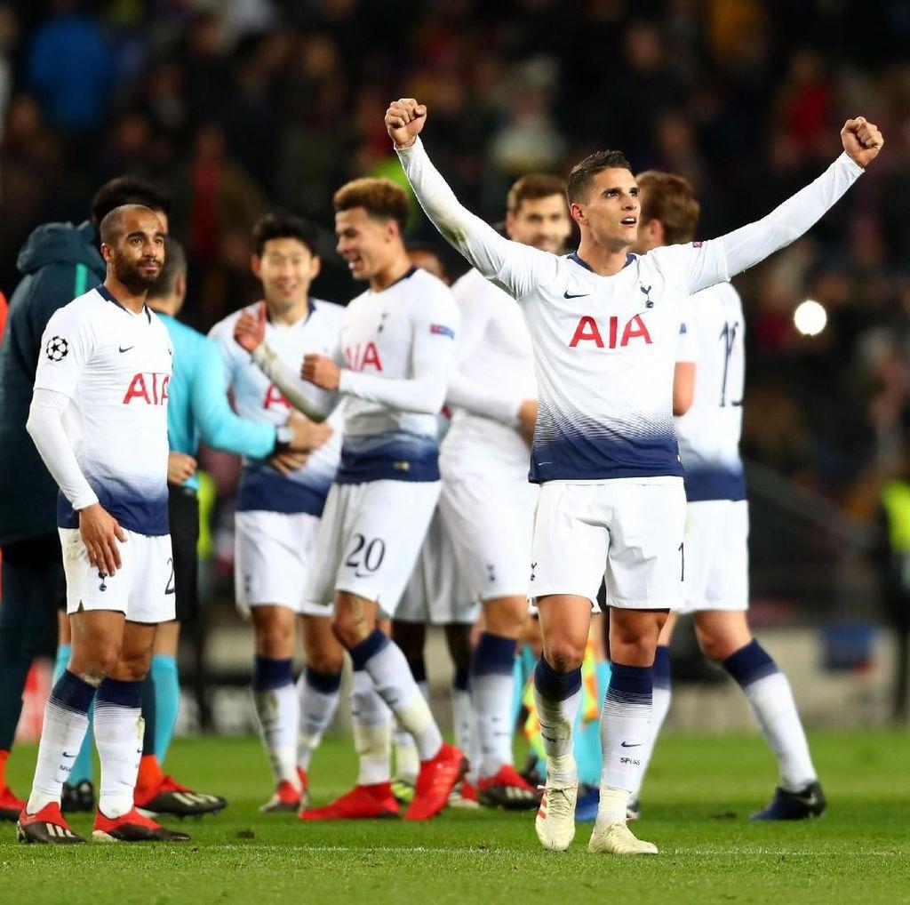 Mission Impossible Tottenham Tercapai!