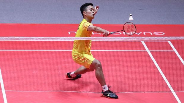 Cara Anthony Ginting Lolos ke Semifinal BWF World Tour Finals