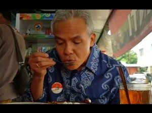Pak Ganjar Pranowo, Ini Resep Bikin Sayur Oblok-oblok yang Enak!