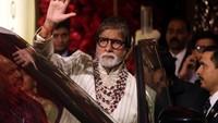 Amitabh Bachchan Positif COVID-19