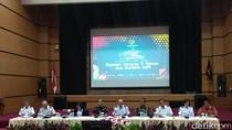 Menhub Beberkan Kinerja Transportasi dalam 4 Tahun Jokowi-JK