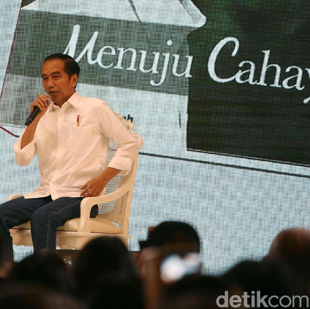 Usai Pekanbaru, Giliran Jambi yang Dikelilingi Jokowi Hari ini