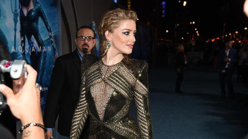 Sebut Johnny Depp Lakukan KDRT, Dokumen Kesaksian Amber Heard Diragukan
