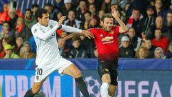 Babak I: MU Tertinggal 0-1 dari Valencia