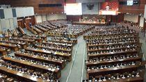 Paripurna Akhirnya Kuorum, DPR Sahkan 3 UU dan Anggota LPSK