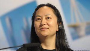 Amerika Segera Minta Bos Huawei Diekstradisi ke Negaranya