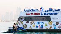 Wah, Kini Ada Supermarket Apung di Atas Yacht!