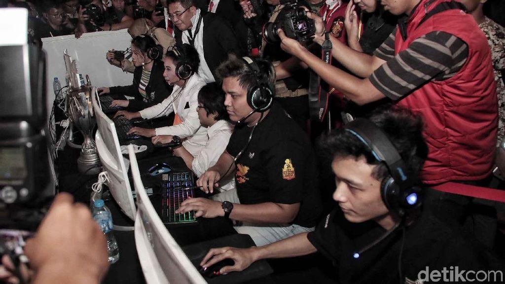 RUU Ekonomi Kreatif Disahkan, Industri Game Lokal Dapat Melesat