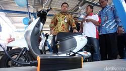 Kendaraan Listrik, Jadi Misi Menyelamatkan Bumi dari Pemprov DKI