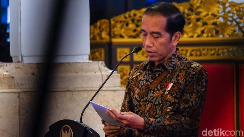 Jokowi: 85 Persen Masyarakat Puas dengan Dana Desa