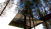 Foto: Hotel Ajaib yang Bisa Kamuflase di Swedia
