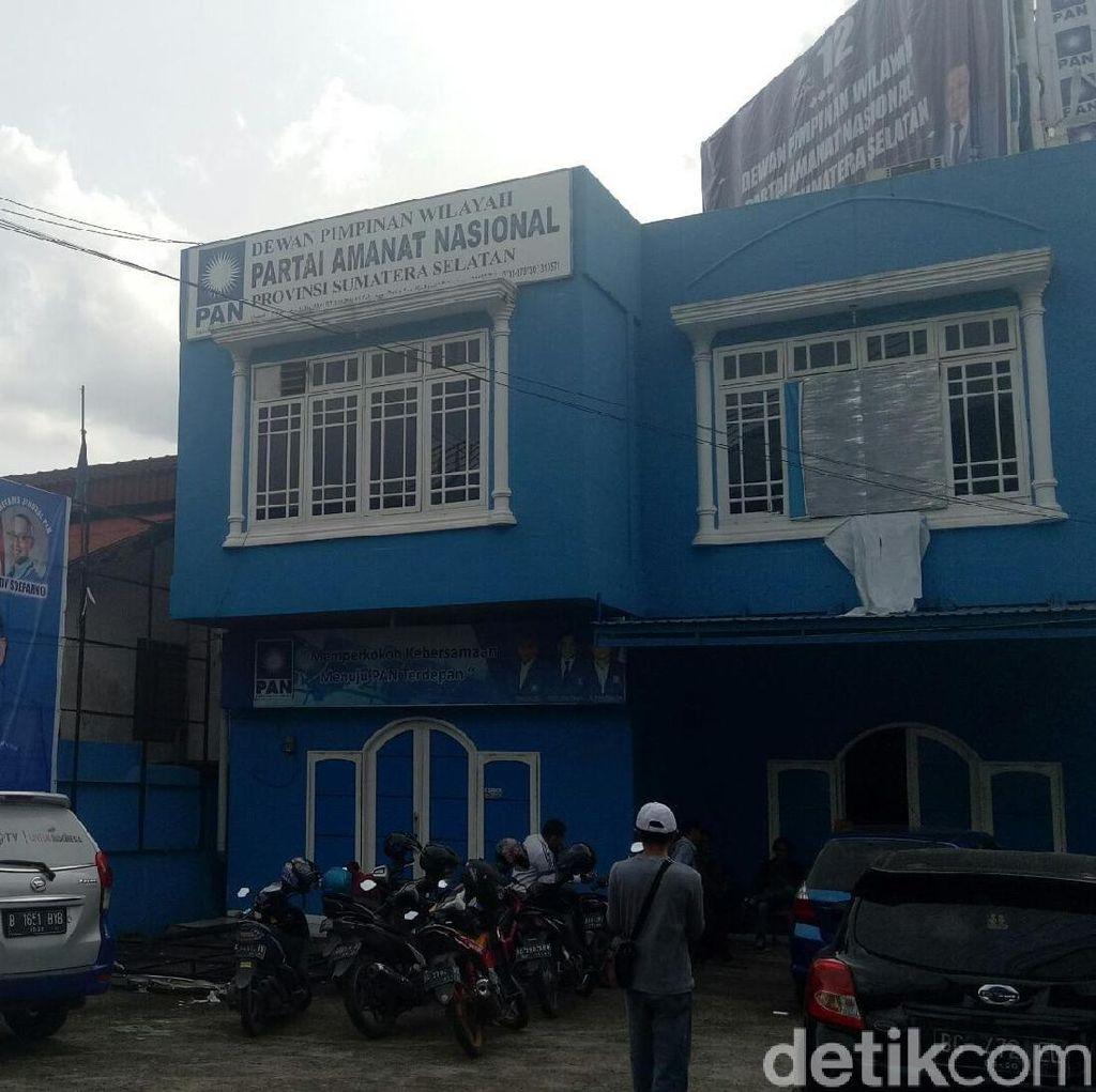 PAN Sumsel: Kelompok Pendukung Jokowi Pakai Atribut Ilegal