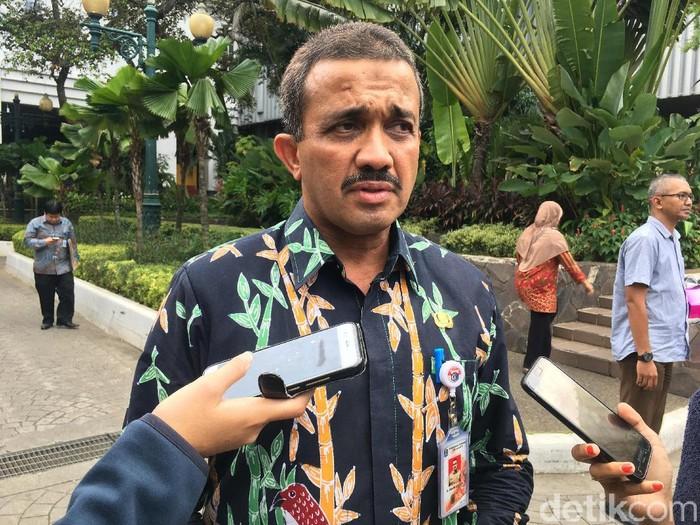 Wali Kota Jakarta Timur M Anwar (Indra/detikcom)