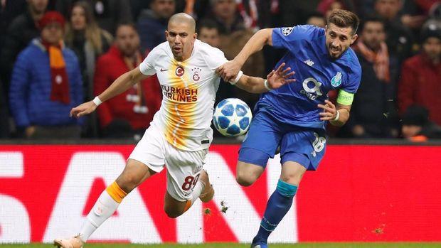 FC Porto jadi tim paling produktif di fase grup Liga Champions musim ini.