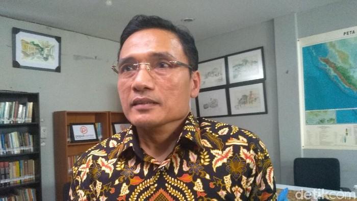 Juru Bicara Badan Pemenangan Nasional (BPN) Prabowo Subianto-Sandiaga Uno, Suhud Alynudin