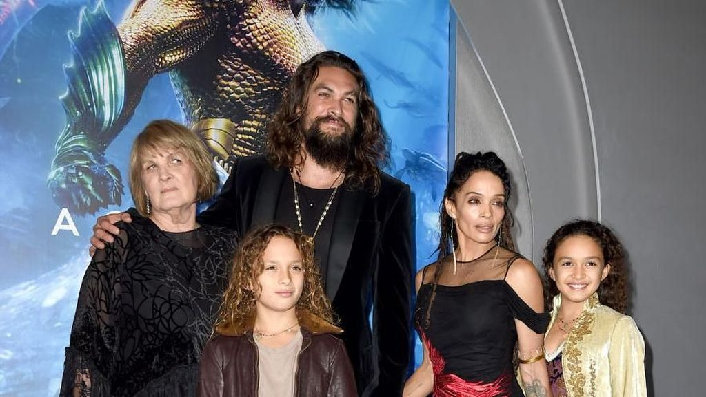 7 Fakta Tentang Jason Momoa Si Aquaman Idola Anak-anak