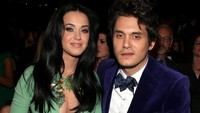 Namun Katy Perry lah yang jadi pelabuhan terlamanya, mereka berdua bersama selama empat tahun dan menghasilkan lagu Who You Love.Christopher Polk/Getty Images for NARAS