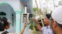 Top! Dosen Universitas Jember Bikin Detektor Puting Beliung