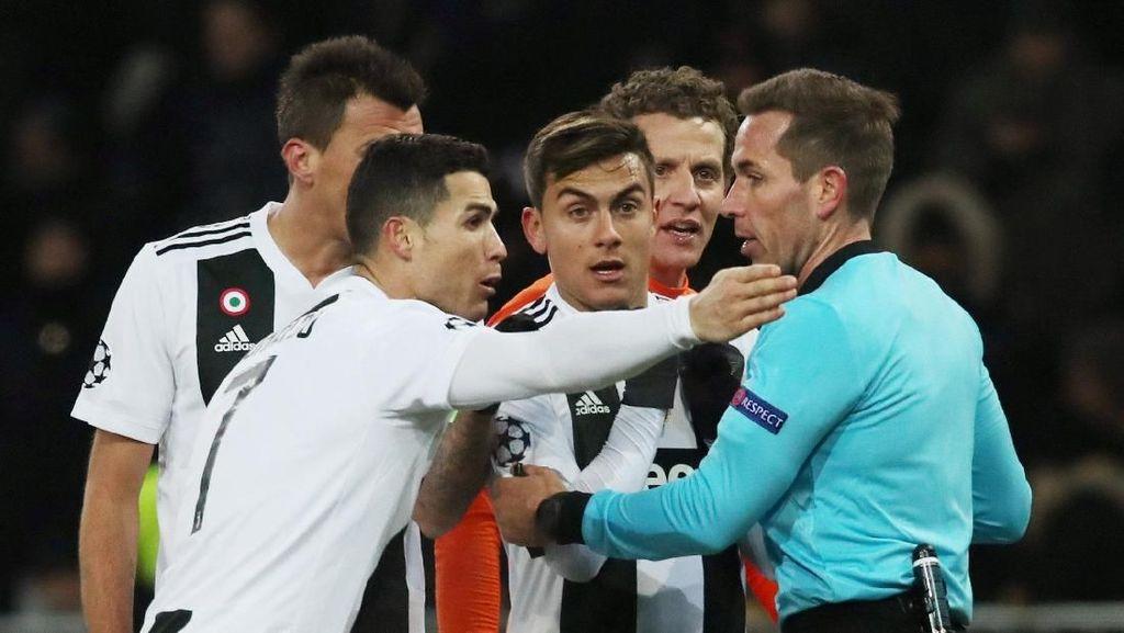 Andai Ronaldo Tak Menjulurkan Kepalanya...