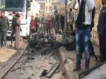Bom Mobil Meledak di Rumah Sakit di Suriah