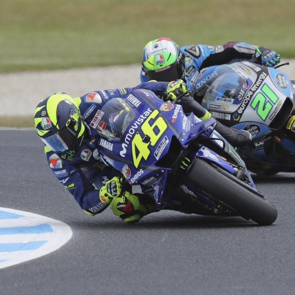 Master Rossi Versus Dua Muridnya, Morbidelli dan Bagnaia