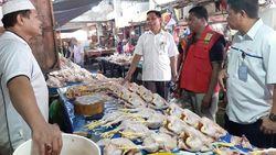 Harga Pangan Pokok di Maluku Stabil Kecuali Daging dan Cabai Rawit