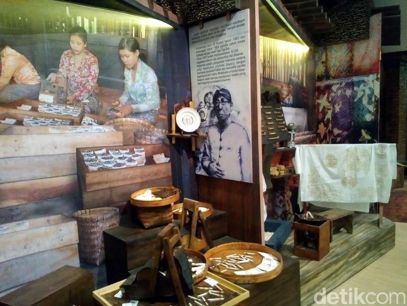 Inilah penampakan Museum Gusjigang, museum baru di Kudus, Jawa Tengah. Museum ini merupakan pengembangan konsep wisata edukasi dari Museum Jenang yang sudah ada. (Akrom/detikTravel)