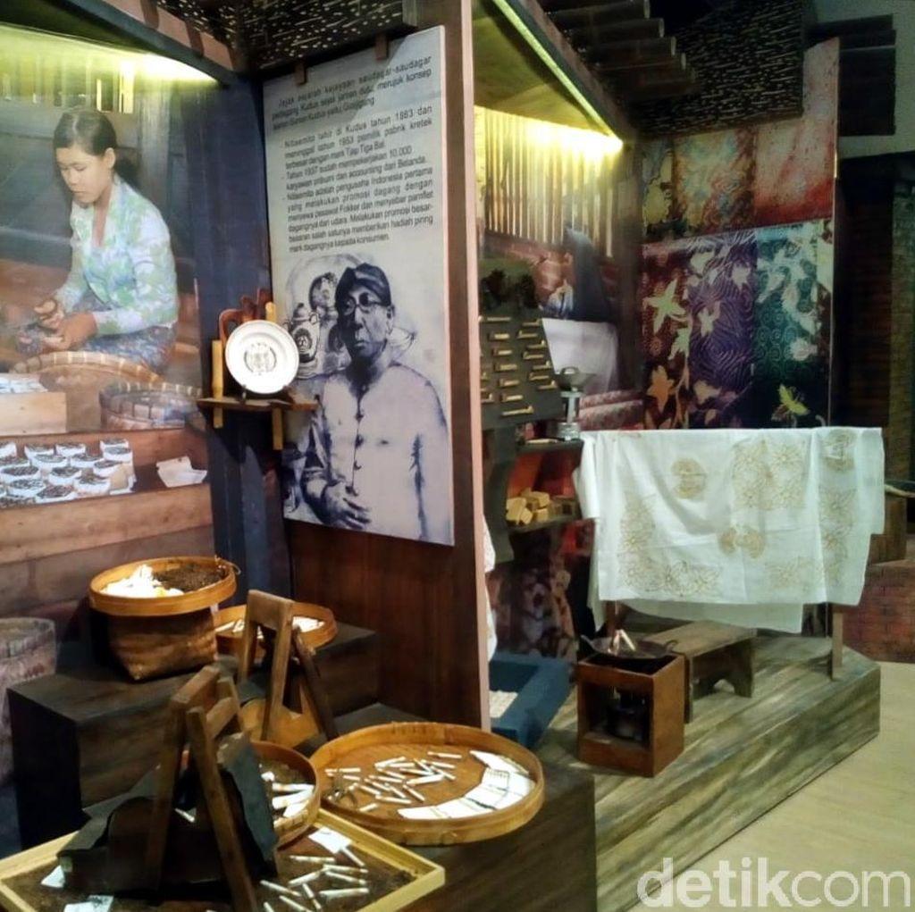 Sejarah Panjang Kota Kudus Terekam dalam Museum Ini