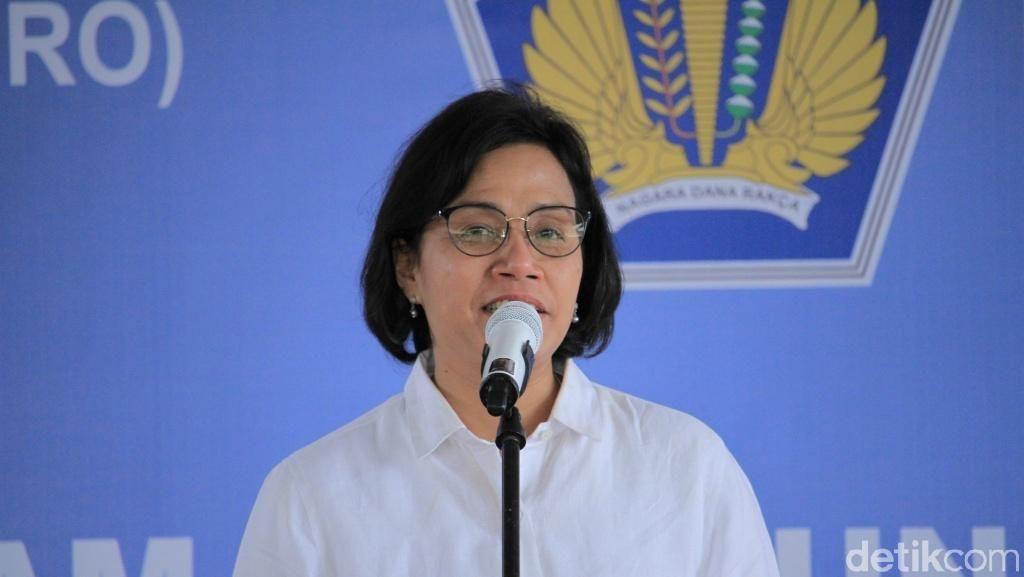 Ke Bandung, Sri Mulyani Bicara Pengembangan Panas Bumi