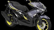 Tampilan Baru Yamaha Aerox 155 di Penghujung Tahun