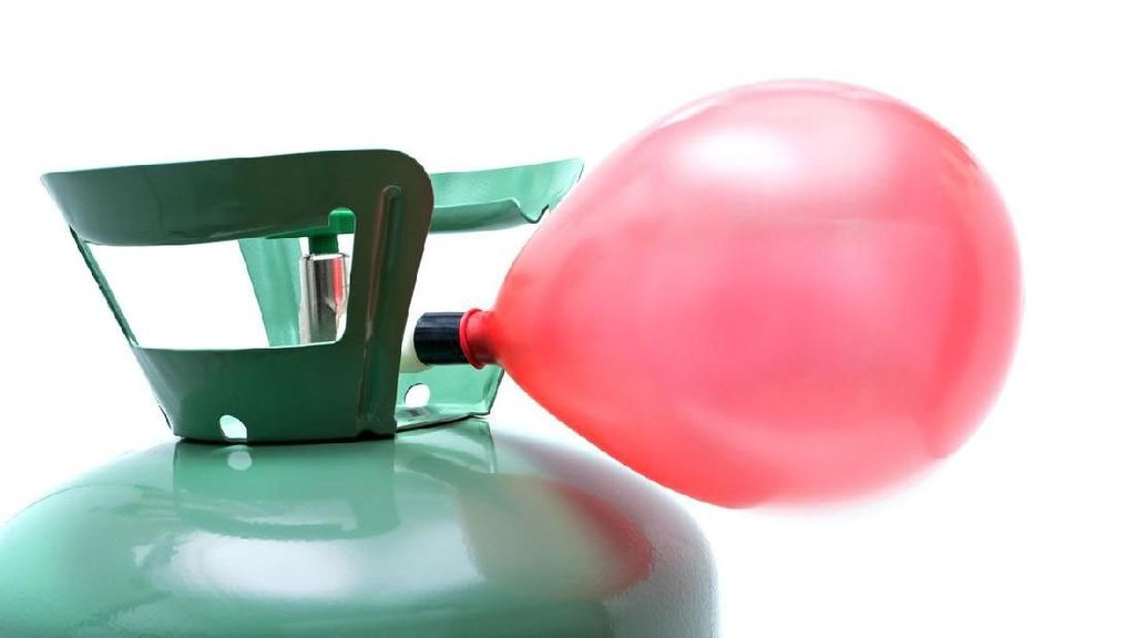 Mengenal Helium, Gas Pengisi Balon yang Bisa Ganggu Pernapasan